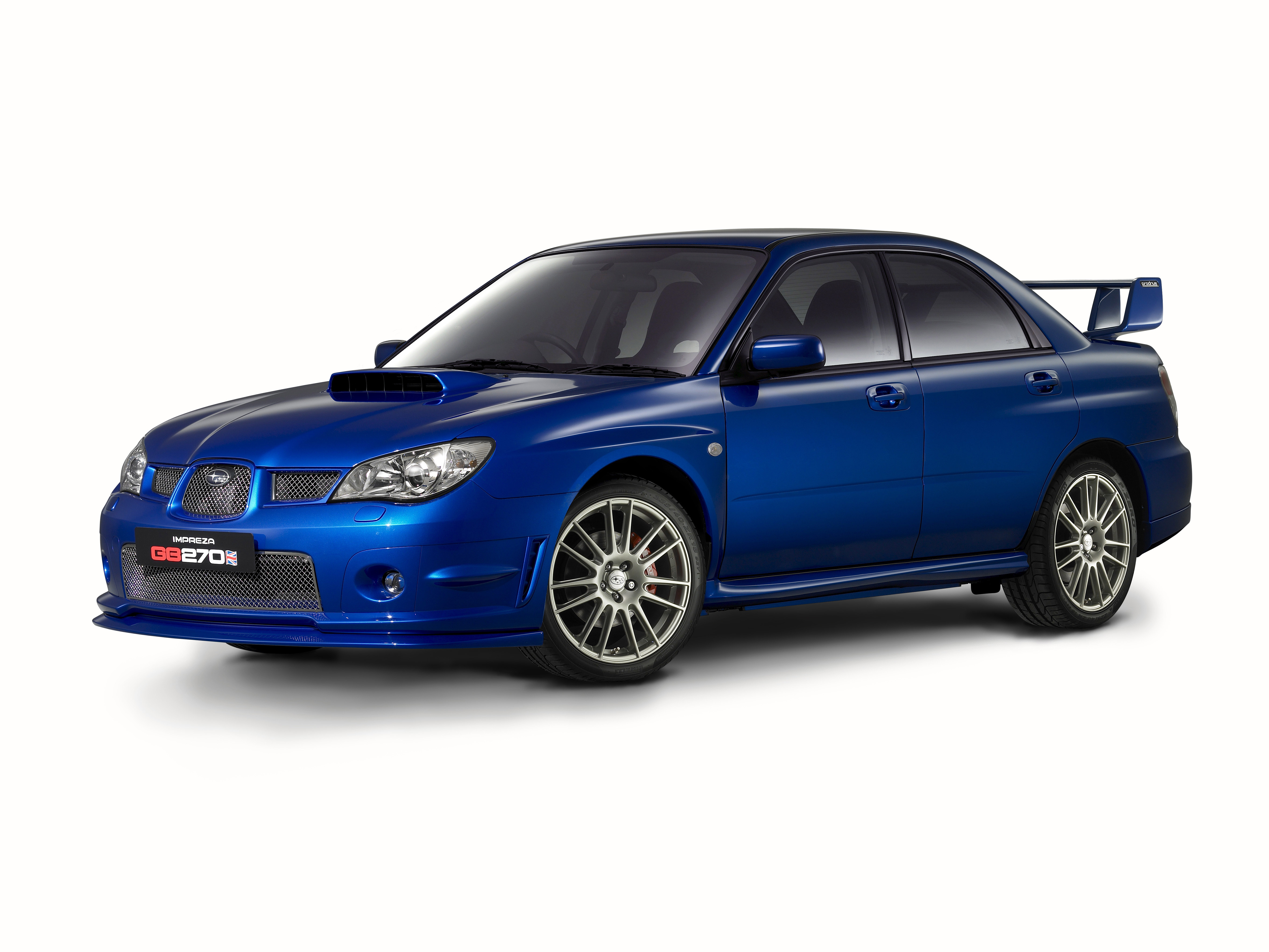 Special Relationship – History of the Subaru UK Special Editions