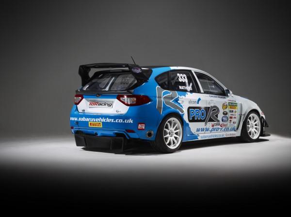 Pro R race car