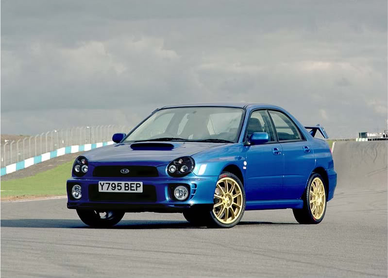 Special Relationship History Of The Subaru Uk Special